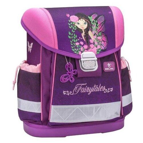 Купить Belmil Ранец Classy Fairy tales (403-13/634), фиолетовый/розовый, Рюкзаки, ранцы