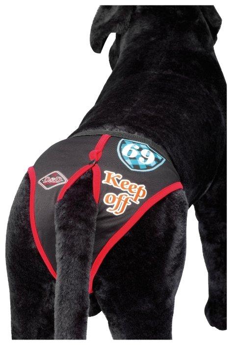 Подгузники для собак EBI D&D Dog Pants Keep Off S