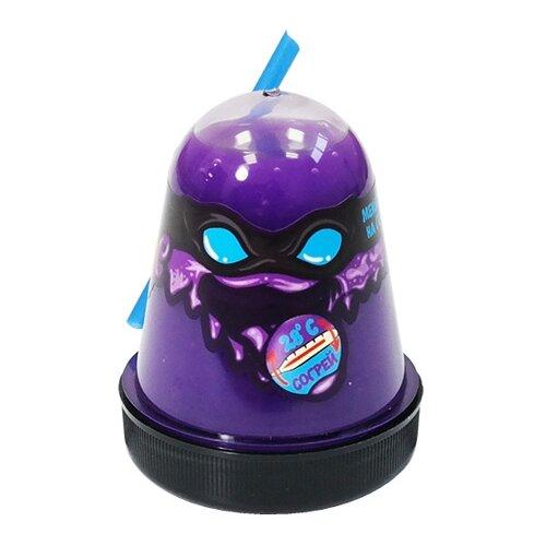 Купить Лизун SLIME Ninja меняет цвет на голубой, 130 г (S130-7), Игрушки-антистресс
