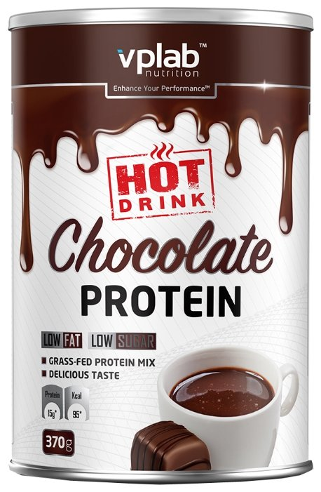 Протеин VP Laboratory Hot Chocolate Protein (370 г)