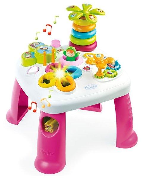Интерактивная развивающая игрушка Smoby Развивающий игровой стол 211170