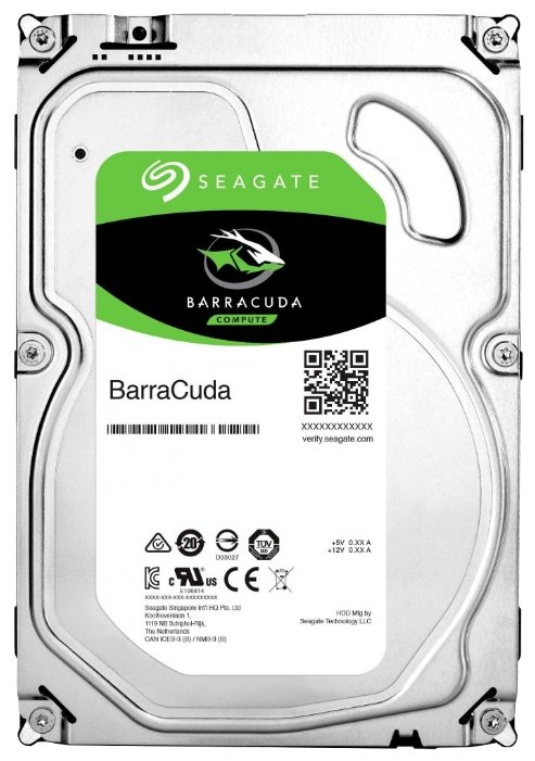 Жесткий диск 4Tb - Seagate Barracuda ST4000DM004