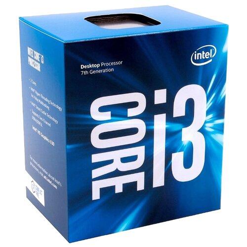 Купить Процессор Intel Core i3-7100 Kaby Lake (3900MHz, LGA1151, L3 3072Kb) BOX