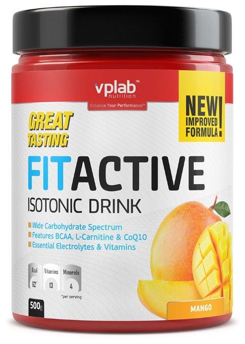 Изотоник VP Laboratory FitActive Isotonic Drink (500 г)