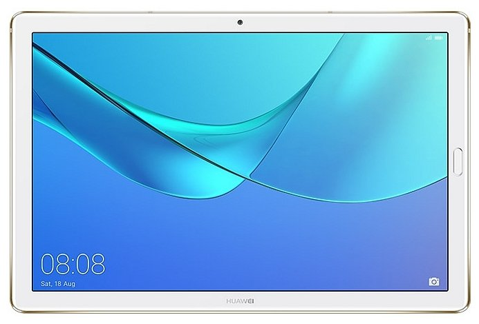 Планшет Huawei MediaPad M5 10.8 64Gb LTE Space Gray