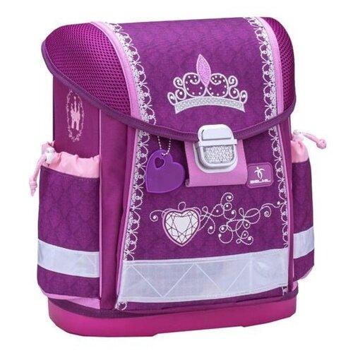 Купить Belmil Ранец Classy Little Princess (403-13/632), фиолетовый, Рюкзаки, ранцы