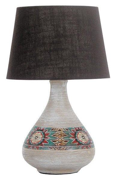 Настольная лампа Lucia Этно Подсолнухи 422