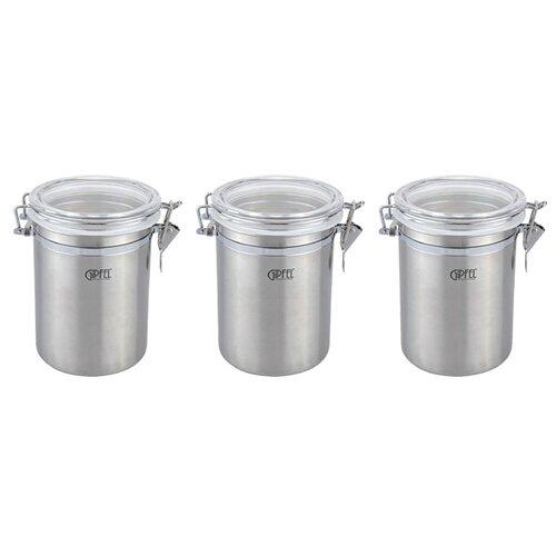 GIPFEL Набор банок для хранения