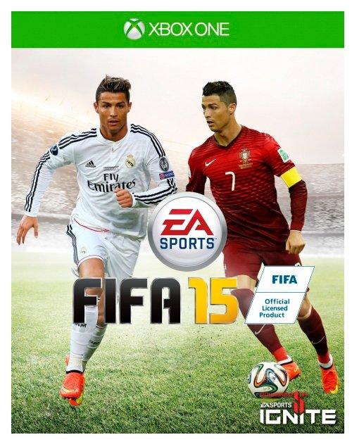 FIFA 15 фото 1