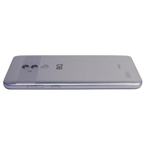 Фото - Смартфон BQ 5517L Twin Pro серый смартфон bq 5022 bond