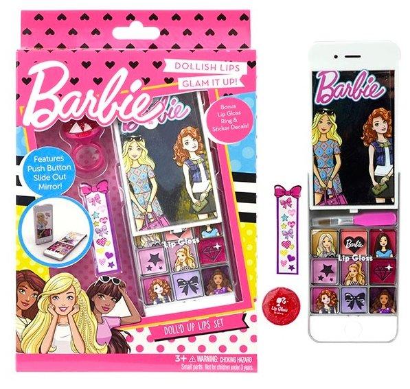 Набор косметики Markwins Barbie 9708451