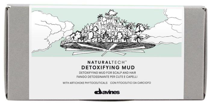 Davines Natural Tech Детоксицирующая грязь для волос и кожи головы