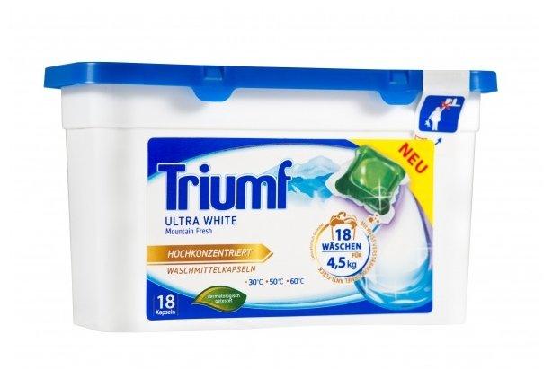 Капсулы Triumf Ultra White