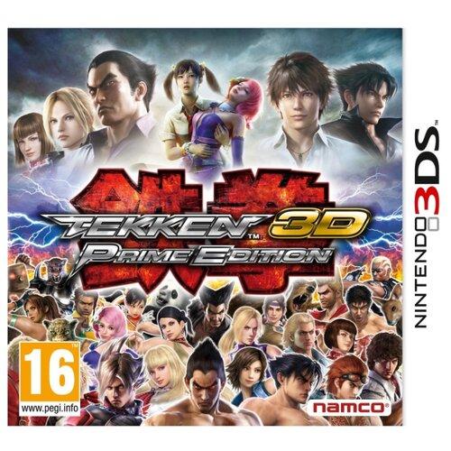 Купить Игра для Nintendo 3DS Tekken 3D: Prime Edition, BANDAI NAMCO