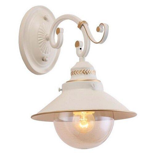 Настенный светильник Arte Lamp Grazioso A4577AP-1WG, 60 Вт