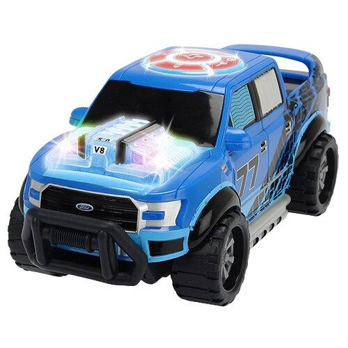 Внедорожник Dickie Toys музыкальный моторизированный (3764004) 23 см синий