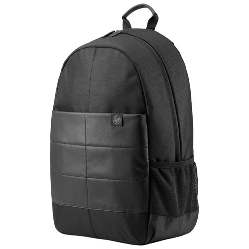 цена Рюкзак HP Classic Backpack (1FK05AA) черный онлайн в 2017 году