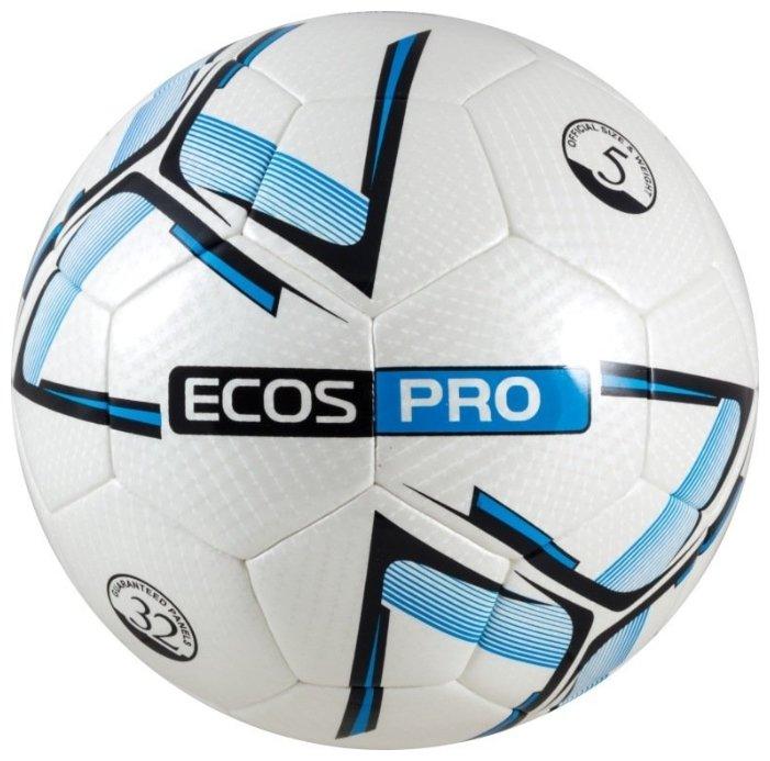 Футбольный мяч ECOS Pro Hybrid Neon