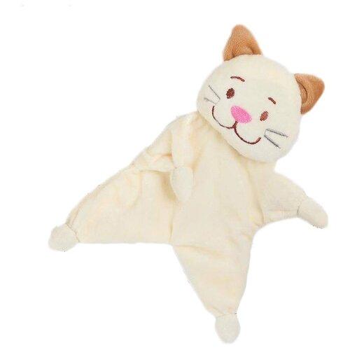 Фото - Комфортер Крошка Я Котофей бежевый комфортер крошка я кот василий желтый белый