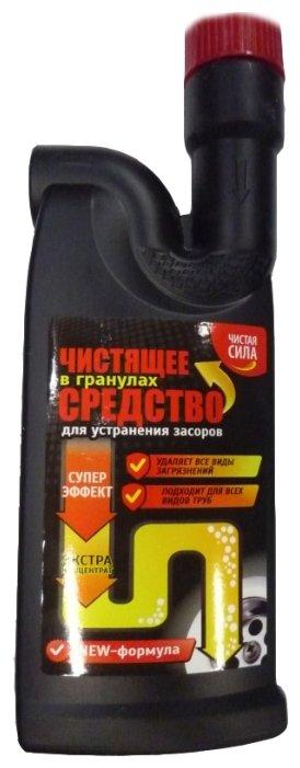 Чистая сила гранулы для устранения засоров — купить по выгодной цене на Яндекс.Маркете