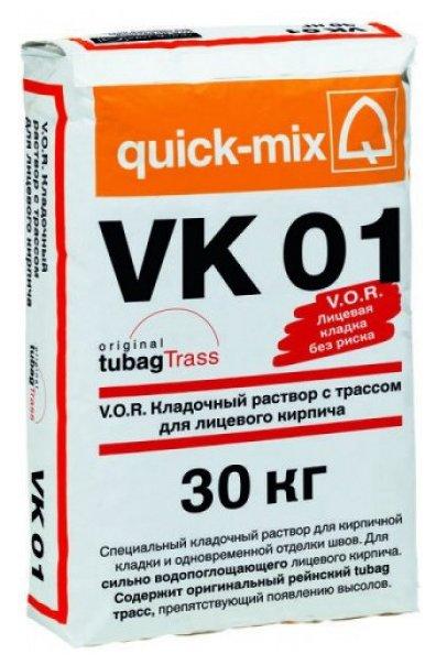 Строительная смесь quick-mix VK 01