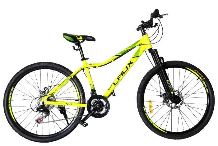 Горный (MTB) велосипед LAUX Graw Up 26 (2017)