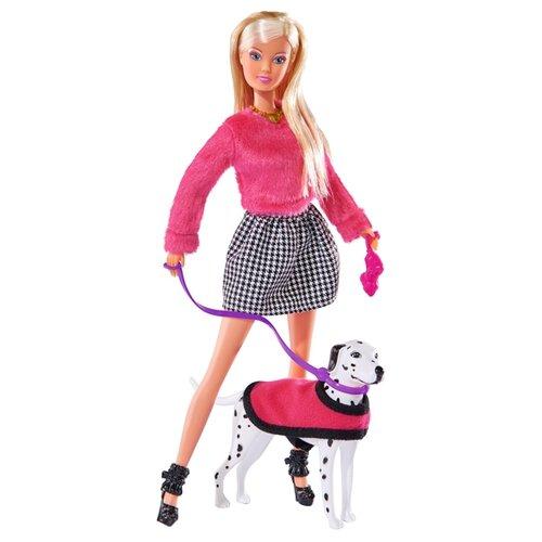 Кукла Steffi Love Штеффи с далматинцем, 29 см, 5738053