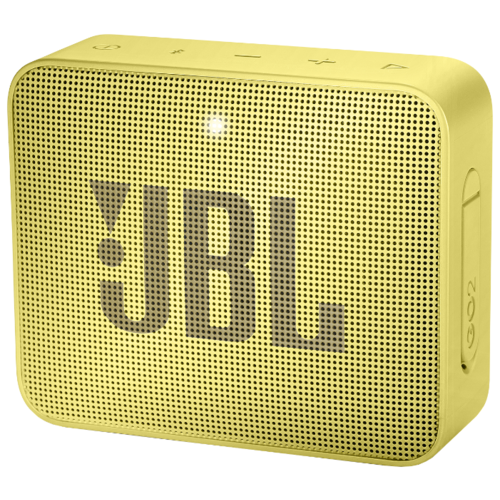 цена на Портативная акустика JBL GO 2 Lemonade Yellow