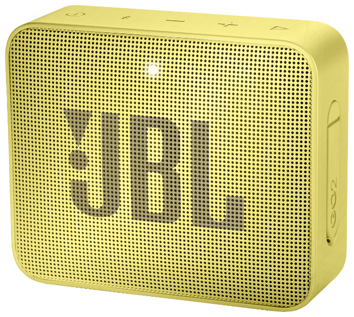 Портативная акустика JBL GO 2 Lemonade Yellow