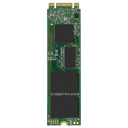 Твердотельный накопитель Transcend 128 GB (TS128GMTS800S) зеленый