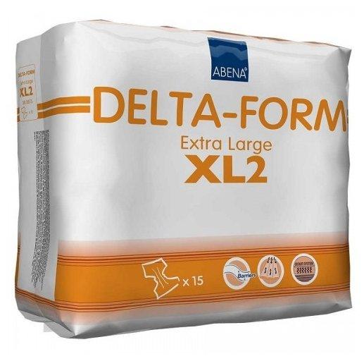 Подгузники для взрослых Abena Delta-Form 2 (15 шт.)