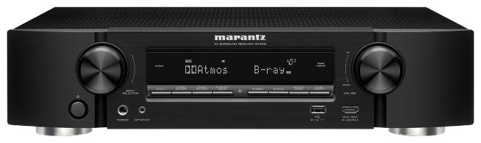 AV-ресивер Marantz NR1609 black фото 1