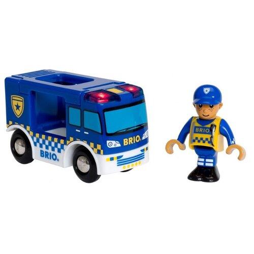 Купить Brio Полицейский фургон 33825, Аксессуары и запчасти