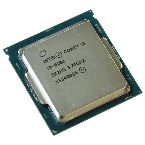 цена на Процессор Intel Core i3-6100 Skylake (3700MHz, LGA1151, L3 3072Kb) OEM