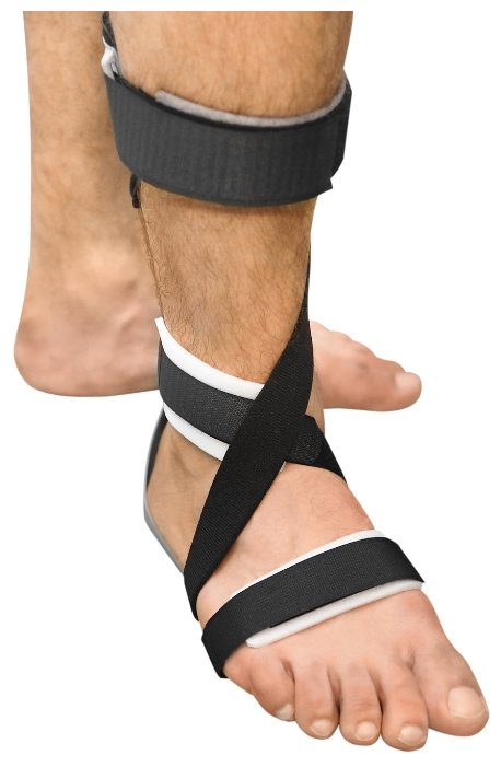 Ортез-лонгета на голеностопный сустав Ottobock Dyna Ankle 50S1 левый — купить по выгодной цене на Яндекс.Маркете