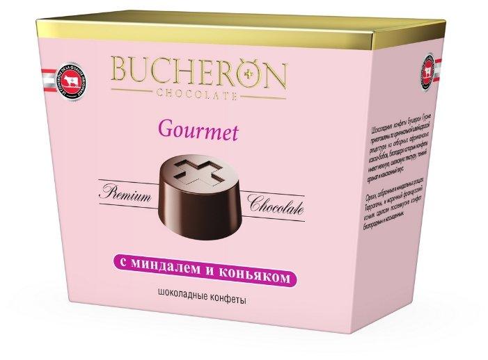 Набор конфет Bucheron Gourmet с миндалем и коньяком 175 г