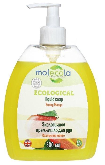 Крем-мыло жидкое Molecola Экологичное Солнечное манго