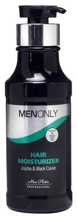 Mon Platin Professional Увлажняющий крем для волос для мужчин на основе черной икры и жожоба