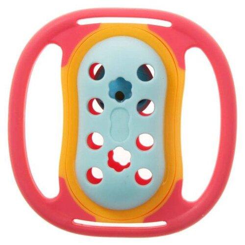 Купить Прорезыватель Крошка Я Для зубов 2593623 красный/голубой/желтый, Погремушки и прорезыватели