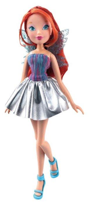 Кукла Winx Club Рок-н-ролл Блум, 28 см, IW01591801