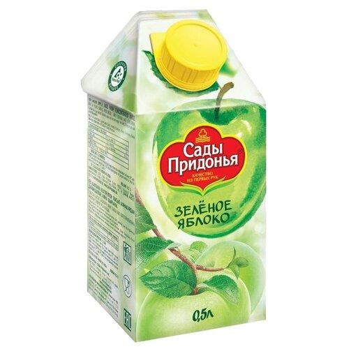Сок Сады Придонья Яблоко, с крышкой, 0.5 л