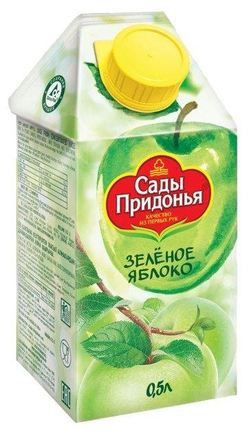 Сок Сады Придонья Яблоко, с крышкой