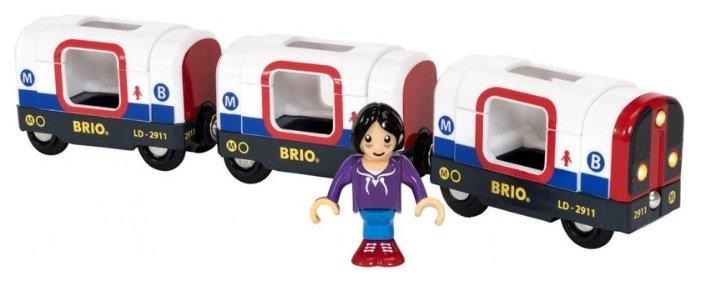Brio Поездной состав