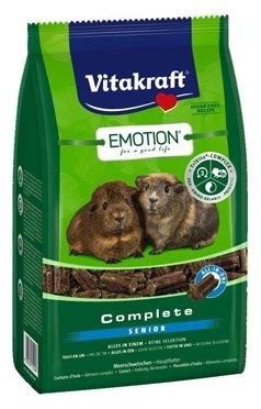 Корм для морских свинок Vitakraft Emotion Complete