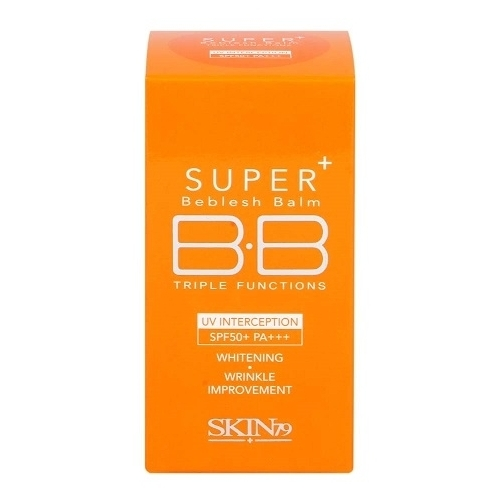 Skin79 Super Plus Beblesh Balm BB крем Vital Orange Triple Functions SPF50 40 гр