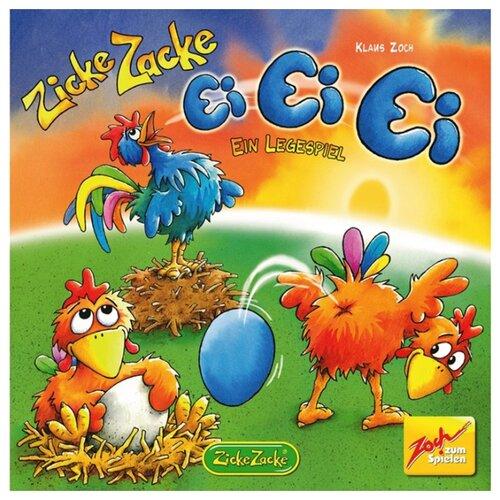Настольная игра Zoch Цыплячьи бега: Ай-ай-ай!Настольные игры<br>