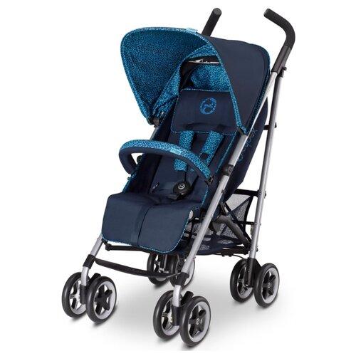 Прогулочная коляска Cybex Topaz royal blue коляска трость cybex topaz princess pink 2016 516203015