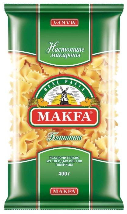 Макфа Макароны Бантики, 400 г