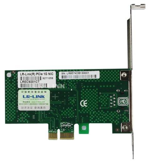 Сетевая карта LR-LINK LREC9201CT
