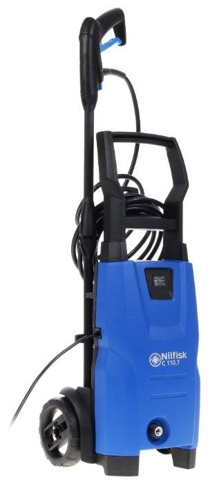 Мойка высокого давления Nilfisk-ALTO Compact C 110.7-5 X-TRA 1.4 кВт